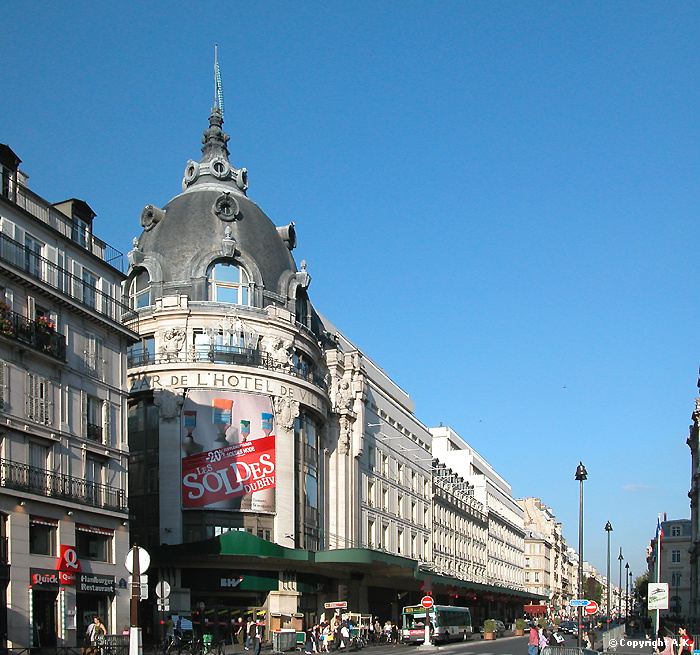 Shopping Paris Guide
